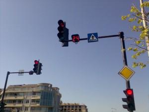 светодиодни светофари